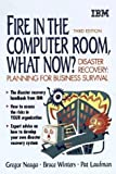 img - for Fire in the Computer Room, What Now?: Disaster Recovery : Preparing for Business Survival (IBM Books) by Gregor Neaga (1997-07-03) book / textbook / text book