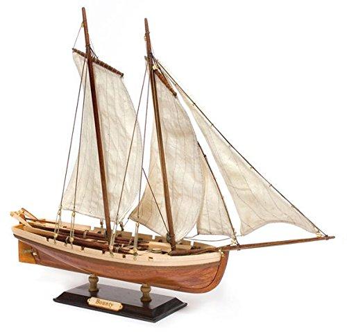 Occre Bounty Launch Model Boat 1 24th Scale
