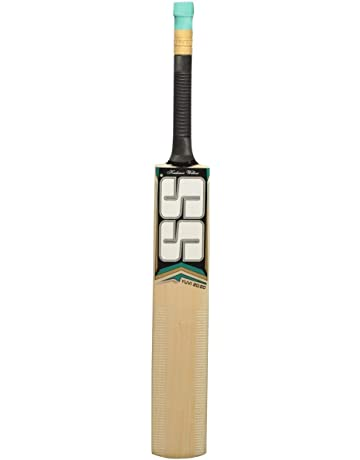SS Kashmir Willow Leather Ball Cricket Bat, Exclusive Cricket Bat for Adult Full Size with