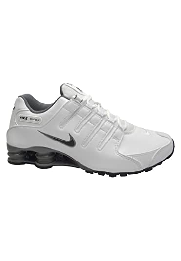 buy online 34bb4 1f316 Nike Shox NZ EU 325201210, Baskets Mode Homme - taille 47.5