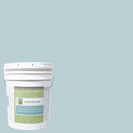 Inspired Eggshell Interior Paint, Water .03, 5 Gallon