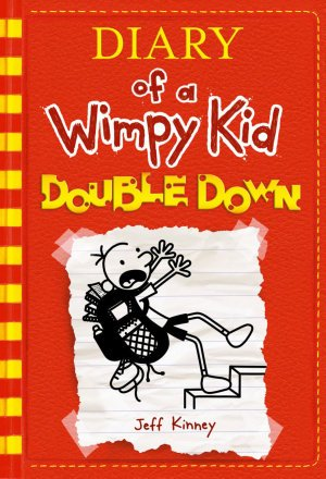 Double Down (Diary of a Wimpy Kid #11) Paperback