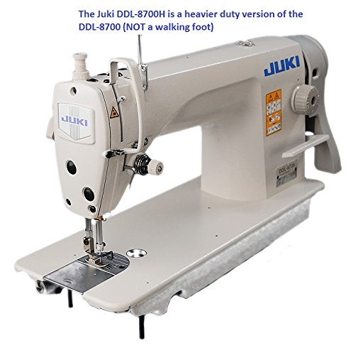 JUKI DDL8700H High-speed Lock-stitch Sewing Machine for Heavy Material DDL-8700H- Head Only by JUKI