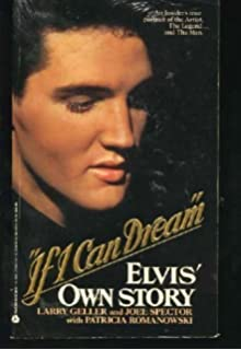 Leaves of elvis garden the song of his soul larry geller melanie if i can dream elvis own story fandeluxe Choice Image