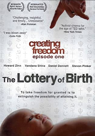 Amazon com: Creating Freedom Episode One: The Lottery Of