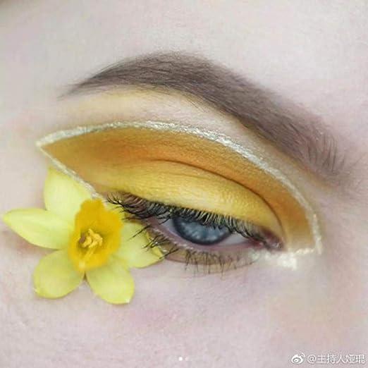 kengbi DIY pequeña Flor Seca Femenina Tatuaje de Cuerpo Facial ...