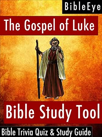 Bible quiz on the book of luke pdf