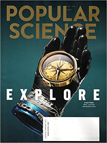 Popular Science Magazine January February 2017 Explore Amazon Com