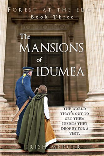 Mercer Single Hole - The Mansions of Idumea (Forest at the Edge Book 3)