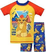 Disney Boys' The Lion Guard Two Piece Swim