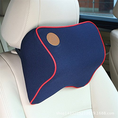 ACECLUB Premium Therapeutic Grade Firm Neck Support Cushion - neck support - neck rest - neck cushion - neck pillow - travel cushion For Honda Car Seat