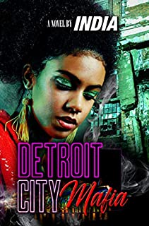 Book Cover: Detroit City Mafia