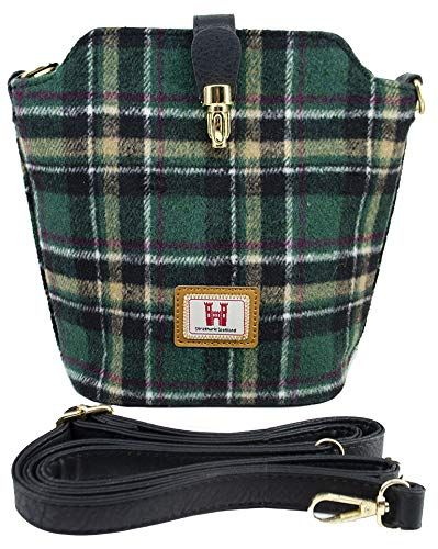 STRATHURIE Crossbody Messenger Tartan handväska
