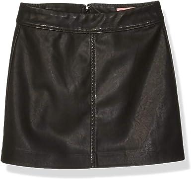 BLANKNYC Big Girls Faux Leather Skirts Skirt