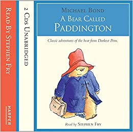 A Bear Called Paddington Book