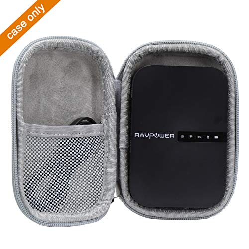 Aproca Hard Carrying Travel Case for RAVPower FileHub Travel Router AC750 Wireless SD Card Reader