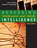 Assessing Adolescent and Adult Intelligence, Third Edition