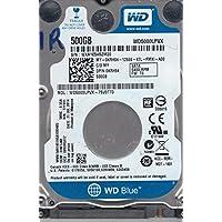 WD5000LPVX-75V0TT0, DCM EHKTJAB, Western Digital 500GB SATA 2.5 Hard Drive