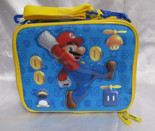 Super Mario Brothers Insulated Lunchbox