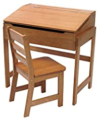Lipper International provides exceptionally valued items for the kitchen, home, office, and child's playroom. Beautifully finished and incredibly sturdy, the Kids Collection from Lipper International is perfect for any child. Add a new dimens...