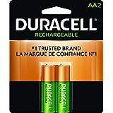 Duracell Pilas Duracell Recargables Aa 2 Pza - Recargables, Pack of 1