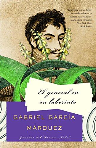 El general en su liberinto (Spanish Edition) by [MÁRquez, Gabriel GarcÍA]