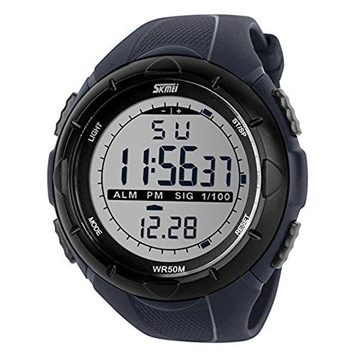 Lcd Digital Sports Alarm - 9
