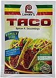 Lawry's Taco Seasoning Family Pack, 2 oz