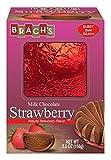 Brach's Strawberry Milk Chocolate Balls, 5.5 Ounce Box, Pack of 6