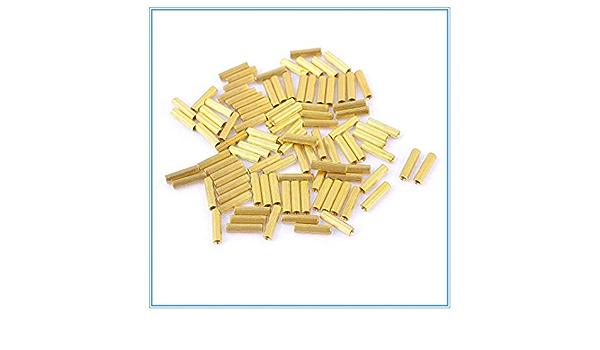 Size : 16mm Wang shufang WSF-Adapters 20pcs Flat Head with Hole Pin//locating Pin//pin