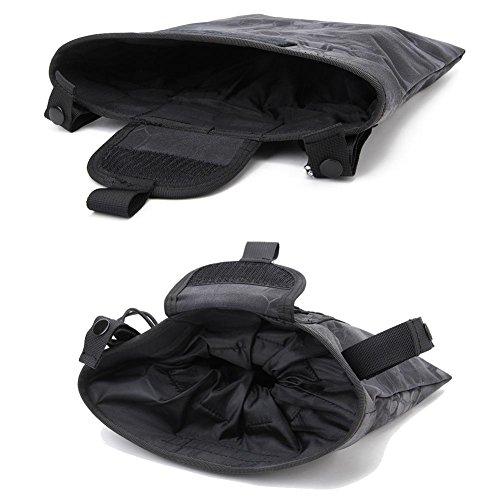 Outdoor Camping Bergsteigen Reise Tragen Recycle Beutel Faltbare Taille Tasche Aufbewahrungstasche Live CS Requisiten Paket ty 7TZnX8C7n