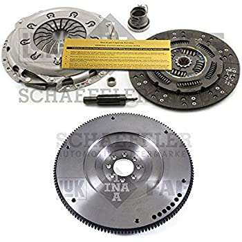 LUK CLUTCH KIT+ FLYWHEEL 01-09 DODGE DAKOTA 3.7L 4.7L MITSUBISHI RAIDER