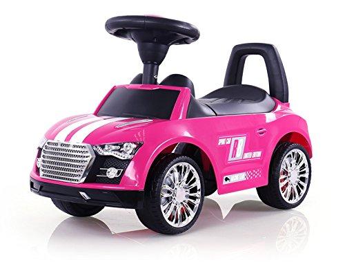 Milly Mally 2466 - Rutschauto Racer, Modellautos, rosa 22466