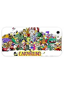 iphone 5s &5S cover case Earthbound Eb Fanfest 2010 by heat sublimation