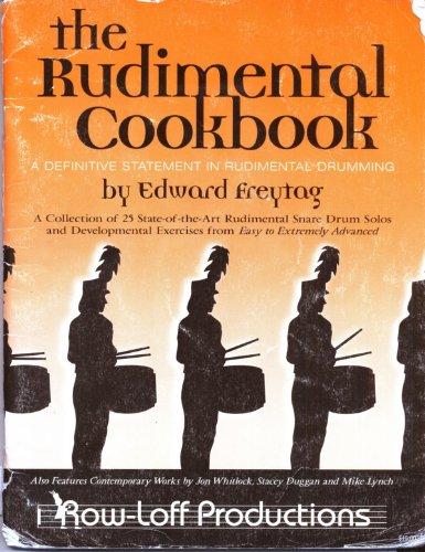 Rudimental Cookbook - 2