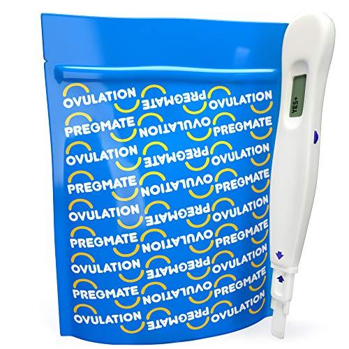 PREGMATE 20 Digital Ovulation Tests Predictor Kit (20 Count)