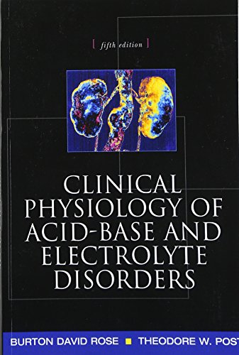 Acid Base Imbalance (Clinical Physiology of Acid-Base and Electrolyte Disorders (Clinical Physiology of Acid Base & Electrolyte Disorders))