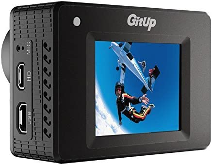 GitUp Git2 Pro versión – 2 K 30 fps 96660 Novatek 1080P WiFi Deporte Acción Camera 30 m impermeable Cámara DVR: Amazon.es: Electrónica