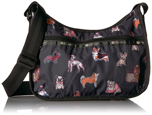 LeSportsac Classic Hobo Handbag, Take a Bow (Bow Wow Bag)