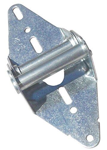 Garage door hinge 3 14 gauge steel with galvanized for 14 gauge steel door