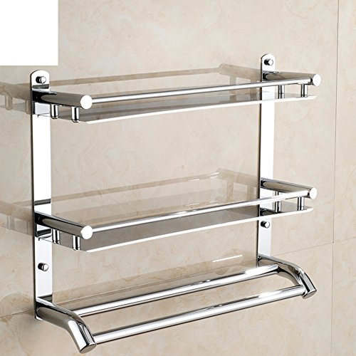 Stainless Steel Bathroom Shelf Bathroom Accessories The