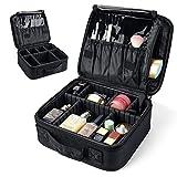 TWING Travel Makeup Case,Samtour- Professional