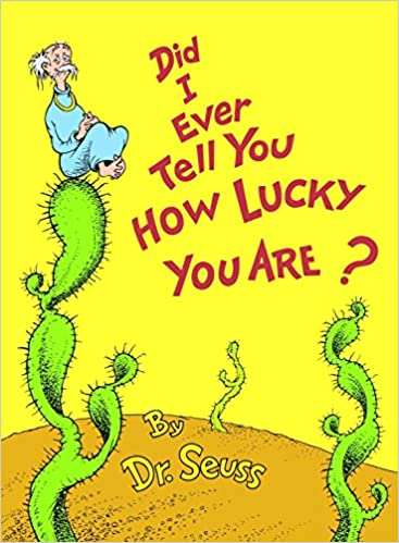 Did I Ever Tell You How Lucky You Are? PDF Descargar