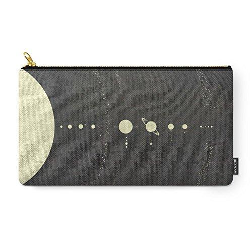 Society6 Solar System Carry-All Pouch Medium (9.5