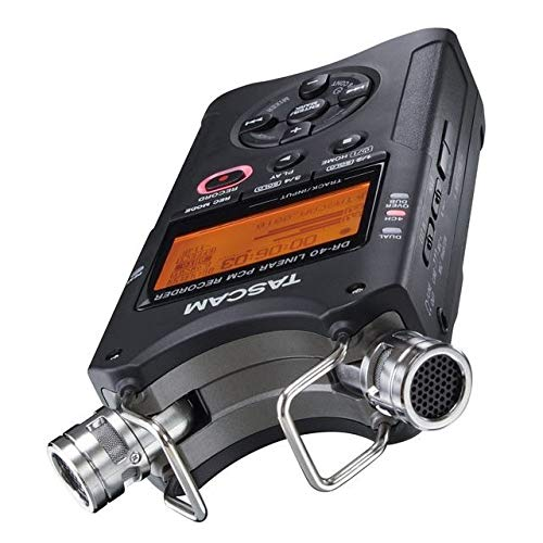 Tascam DR-40 4-Track Portable Digital Audio Recorder by Tascam (Image #15)