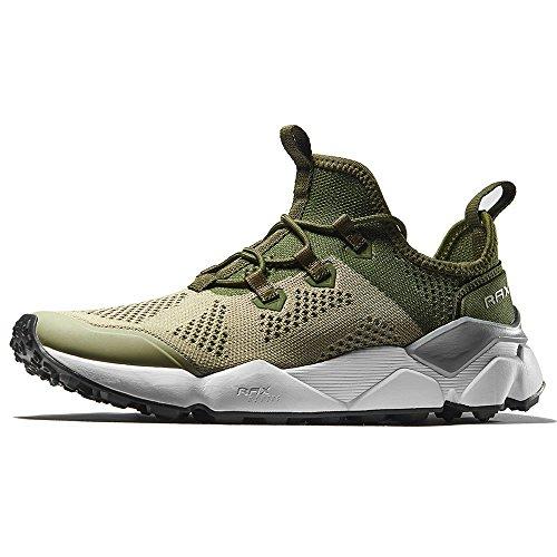 Da Shoes Running Sneakers Rax Trail Khaki Uomo qSZy8zRcw