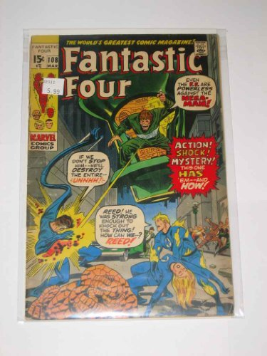 Fantastic Four (Vol. 1) #108