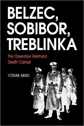 Belzec, Sobibor, Treblinka: The Operation Reinhard Death Camps: Amazon.es: Yitzhak Arad: Libros en idiomas extranjeros