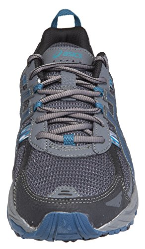 ASICS Men's Gel-Venture 5 Running Shoe (8 D(M) US, Black/Ink/Ocean) by ASICS (Image #2)