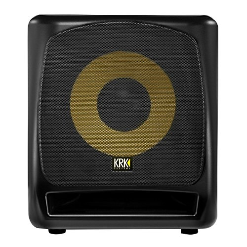 KRK 12S2 V2 12'' 220 Watt Powered Studio Monitor Subwoofer by KRK